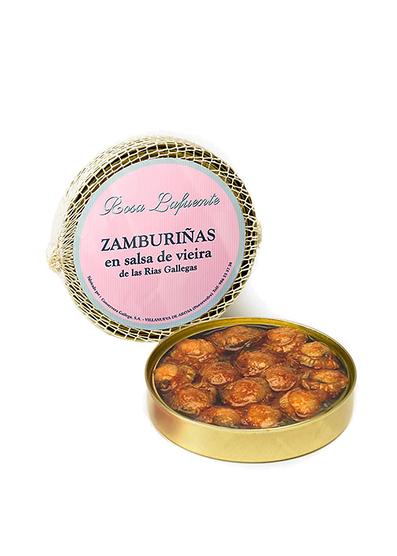 Zamburiñas Formato Redondo Rosa Lafuente