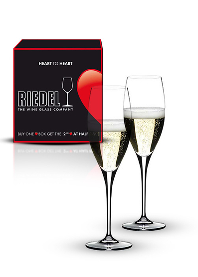 Riedel Extreme Champagne (estuche 2 copas)