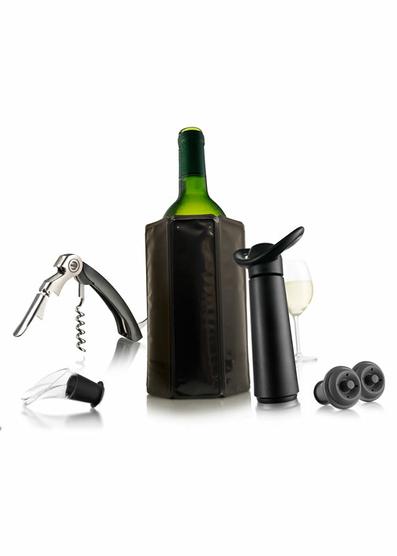 Estuche Ed. Limitada Wine Essential Black