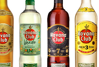 Havana Club + gratis Ready-to-Drink Getränke