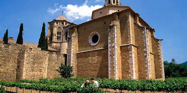 Los monjes de Poblet trajeron siglo XVI la Pinot noir de Borgoña.