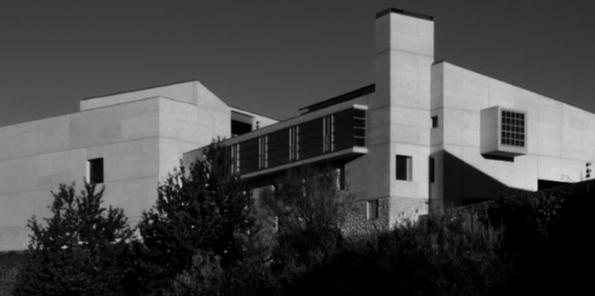 Vista del nuevo edificio de bodega