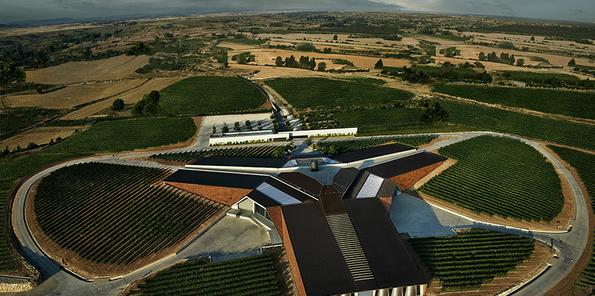 Foto aérea de Portia