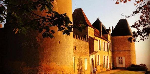 Imagen del château