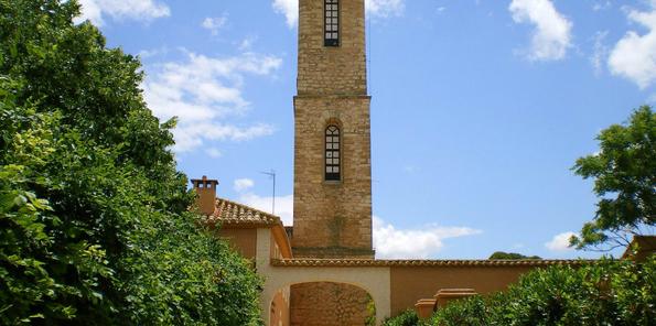 Torre de inspiración veneciana