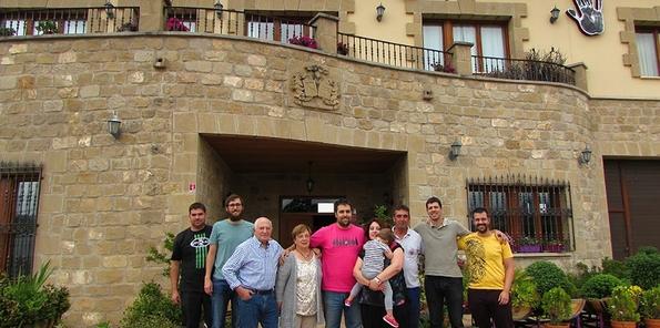 Equipo de Bodegas Paco García