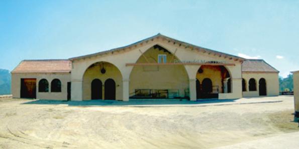Edificio de bodega