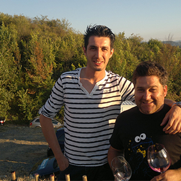 Carlos García y Raúl Perez