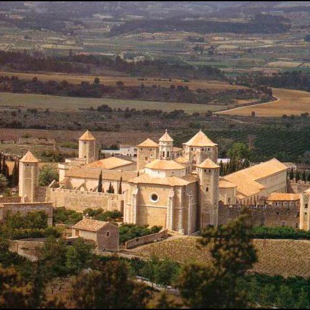 Santa María de Poblet.