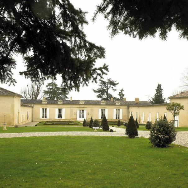 Vista de Château Fombrauge