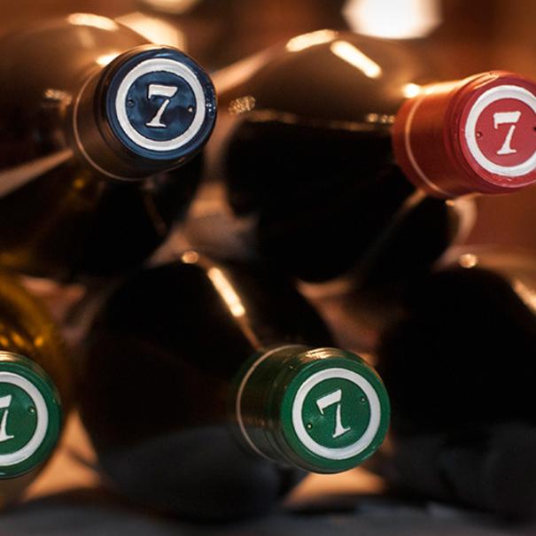 Botellas de Valcendón
