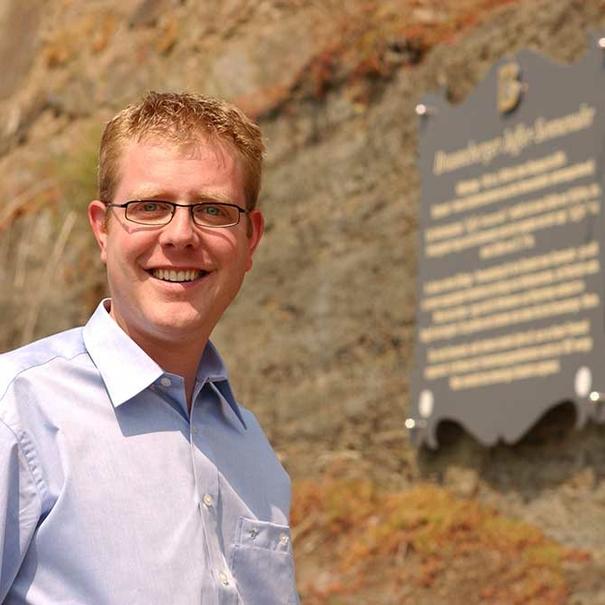 Oliver Haag, responsable de la bodega