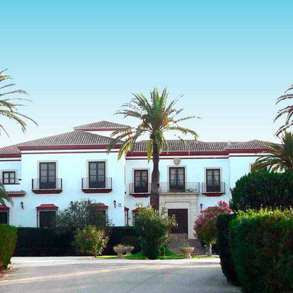 Hacienda El Pinar, sede central de Iberian