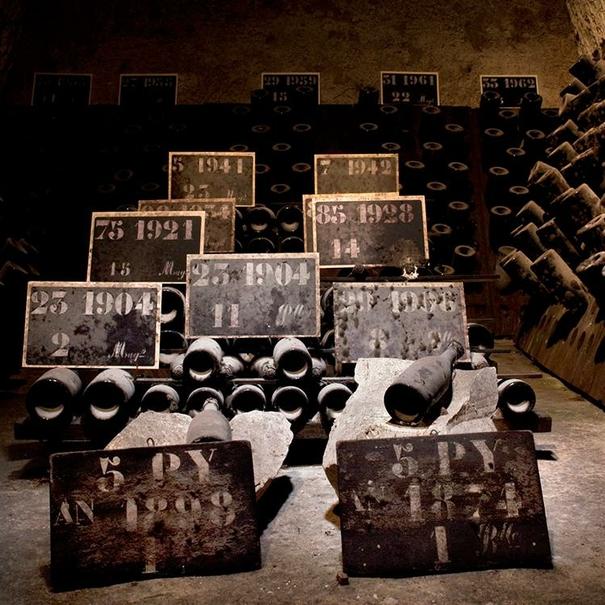 En 1874 Pommery presentó el primer Brut millesime de la historia del champagne.