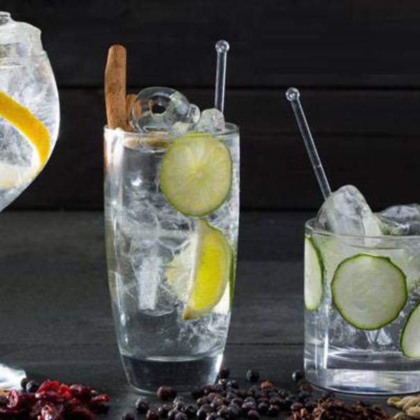 Diferentes preparaciones con Mombasa Club Gin