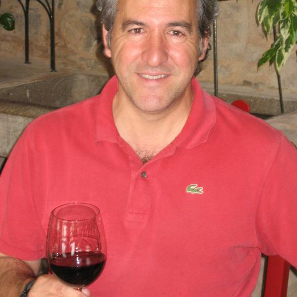 Gonzalo Rodríguez, asesor enológico