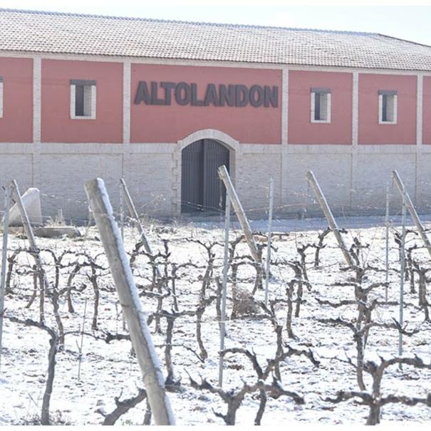 Invierno en Altolandon