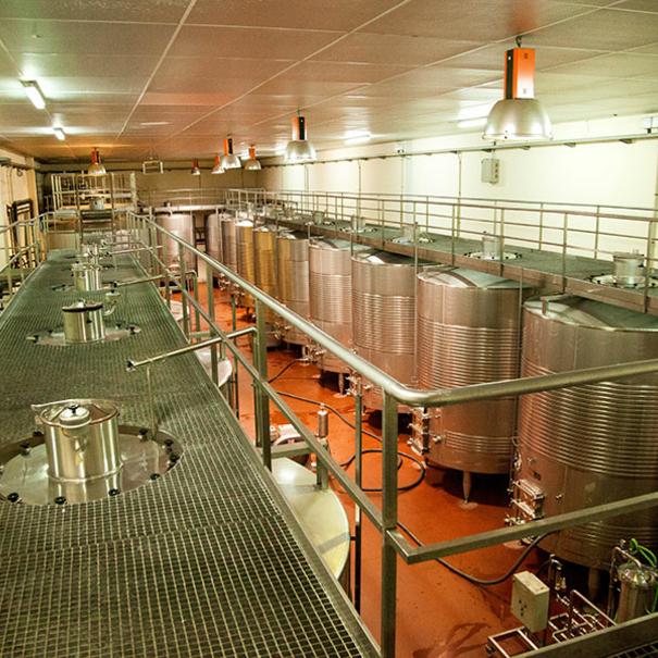 Depósitos para la fermentación