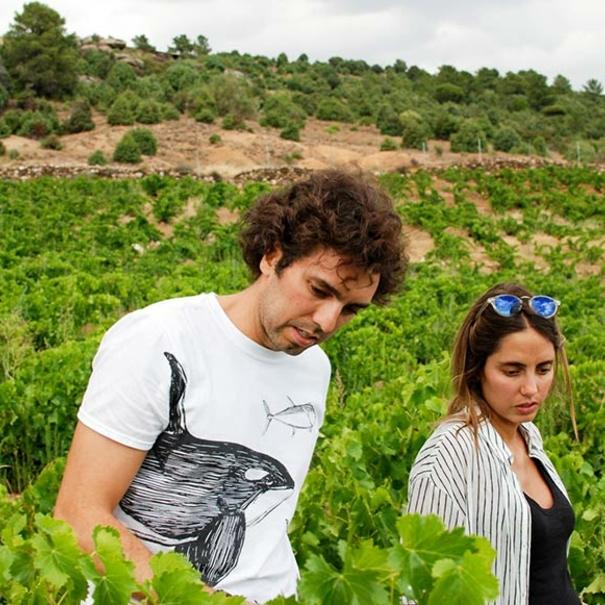 Los hermanos Ignacio y Martina Prieto Pariente