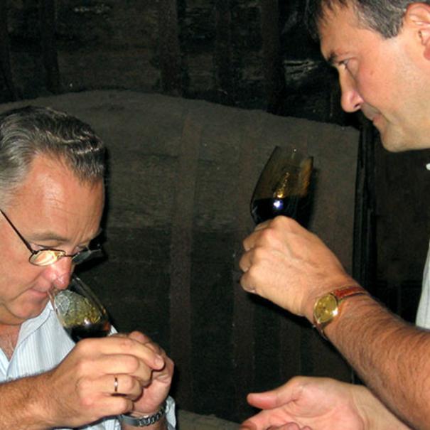 Jesús Barquín y Eduardo Ojeda, fundadores de Equipo Navazos
