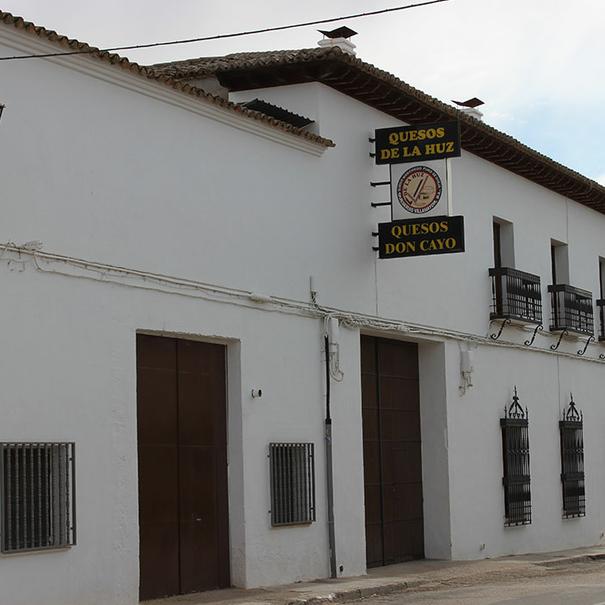 Edificio de la quesería