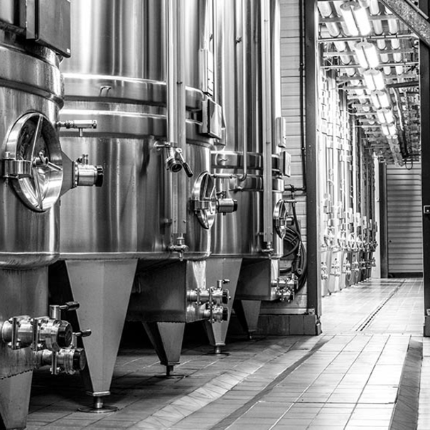 Depósitos de fermentación