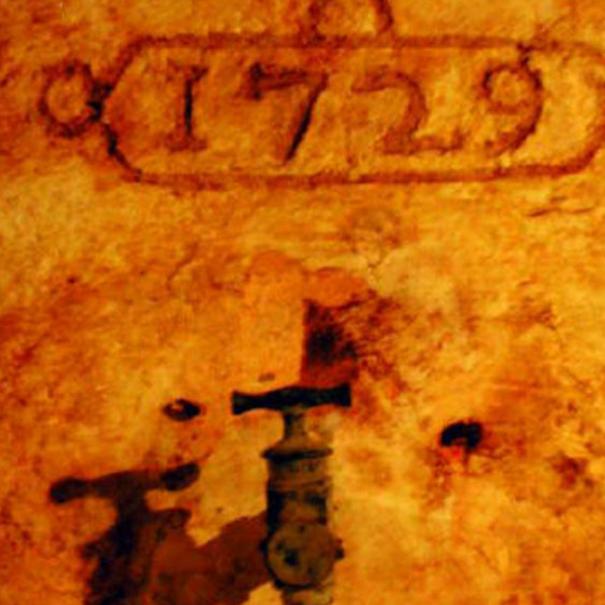 Inscripción antigua.