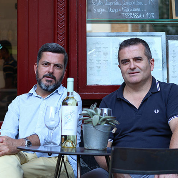 Luis y Carlos Barrero