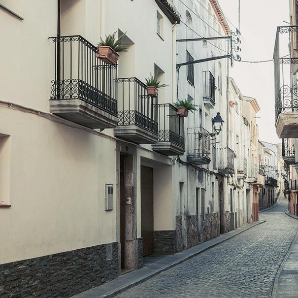 Calle de El Masroig