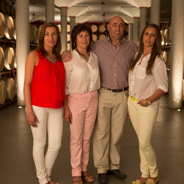 Familia Rodero