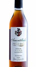 Juan Piñero Amontillado Vors 50 Cl