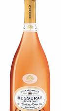 Besserat De Bellefon Cuvée Des Moines Brut Rosé 2015