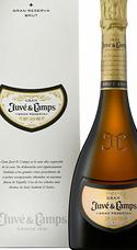 Gran Juvé & Camps Brut Gran Reserva 2014 Con Estuche