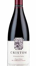 Cristom Mt Jefferson Cuvee Pinot Noir 2016