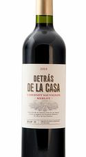Detrás De La Casa Cabernet Sauvignon Merlot 2014