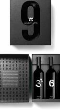 Pack Winery Arts (3 Cuadrado 2014 + Seis Al Revés 2013 + Número Nueve 2013)