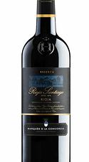 Rioja Santiago Reserva 2013