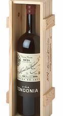 Estuche Viña Tondonia Tinto Reserva Magnum 2001