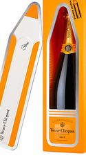 Veuve Clicquot Yellow Label Con Estuche Lápiz
