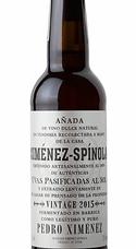 Ximénez Spínola Px Vintage 2015 37,5 Cl