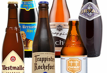 Cervezas belgas trapenses