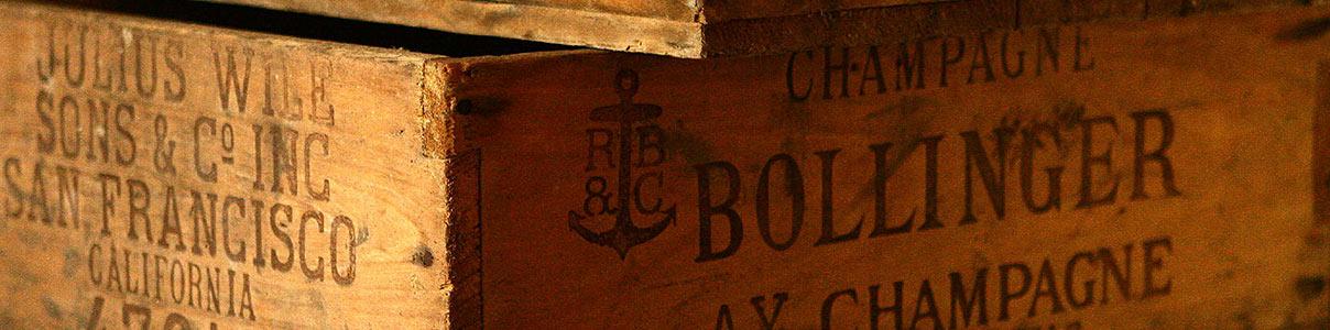 Venta privada bollinger hasta 30 en bodeboca - Bollinger maison fondee en 1829 ...